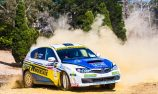 O'Dowd banks points at Eureka Rally