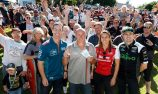 Community Fun Day returns to celebrate Supercars ticket launch for 2018 Newcastle 500