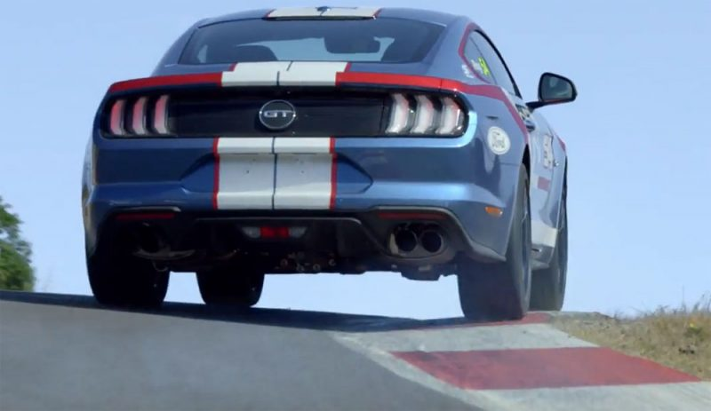 Mustang Supercar to run with V8 engine - Speedcafe