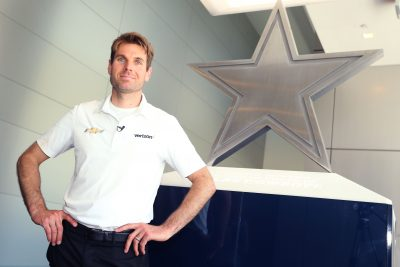 Reigning Indianapolis 500 Champion Will Power To Visit With Dallas Cowboys