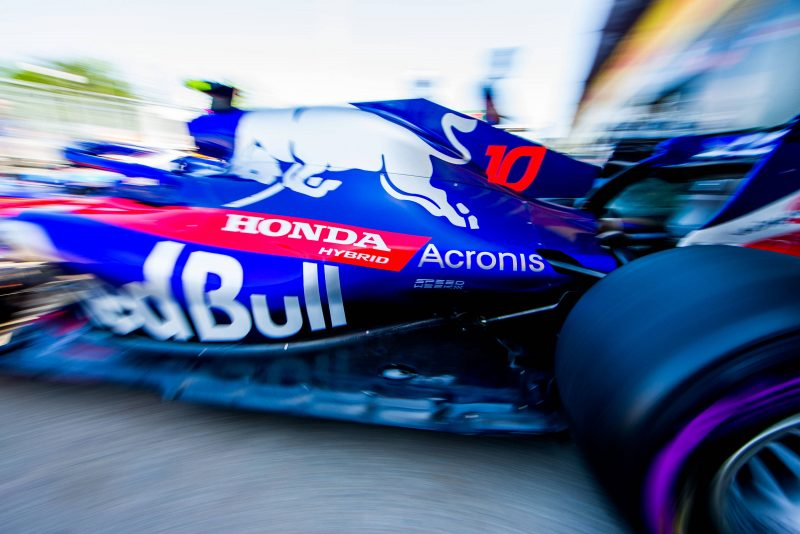 Red Bull Racing switches to Honda F1 power - Speedcafe