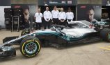 Mercedes-AMG Petronas Motorsport partners with Hewlett Packard