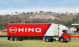 Hino extends Supercars partnership