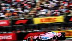 Motor Racing - Formula One World Championship - Mexican Grand Prix - Practice Day - Mexico City, Mexico