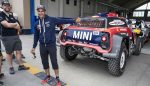 AUTO - DAKAR 2019  SCRUTINEERING  - START