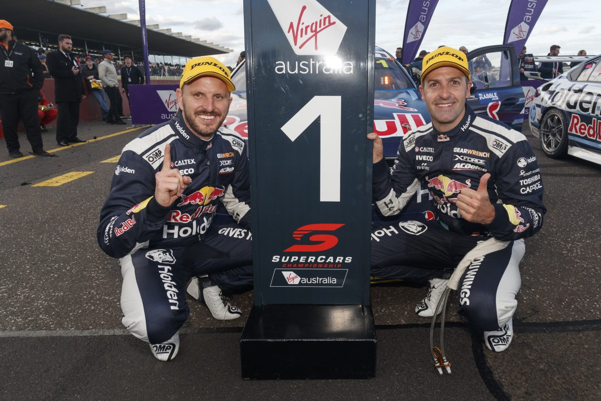 Paul Dumbrell reflects on Supercars career