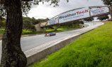 NTT IndyCar private test at WeatherTech Lagana Seca Raceway