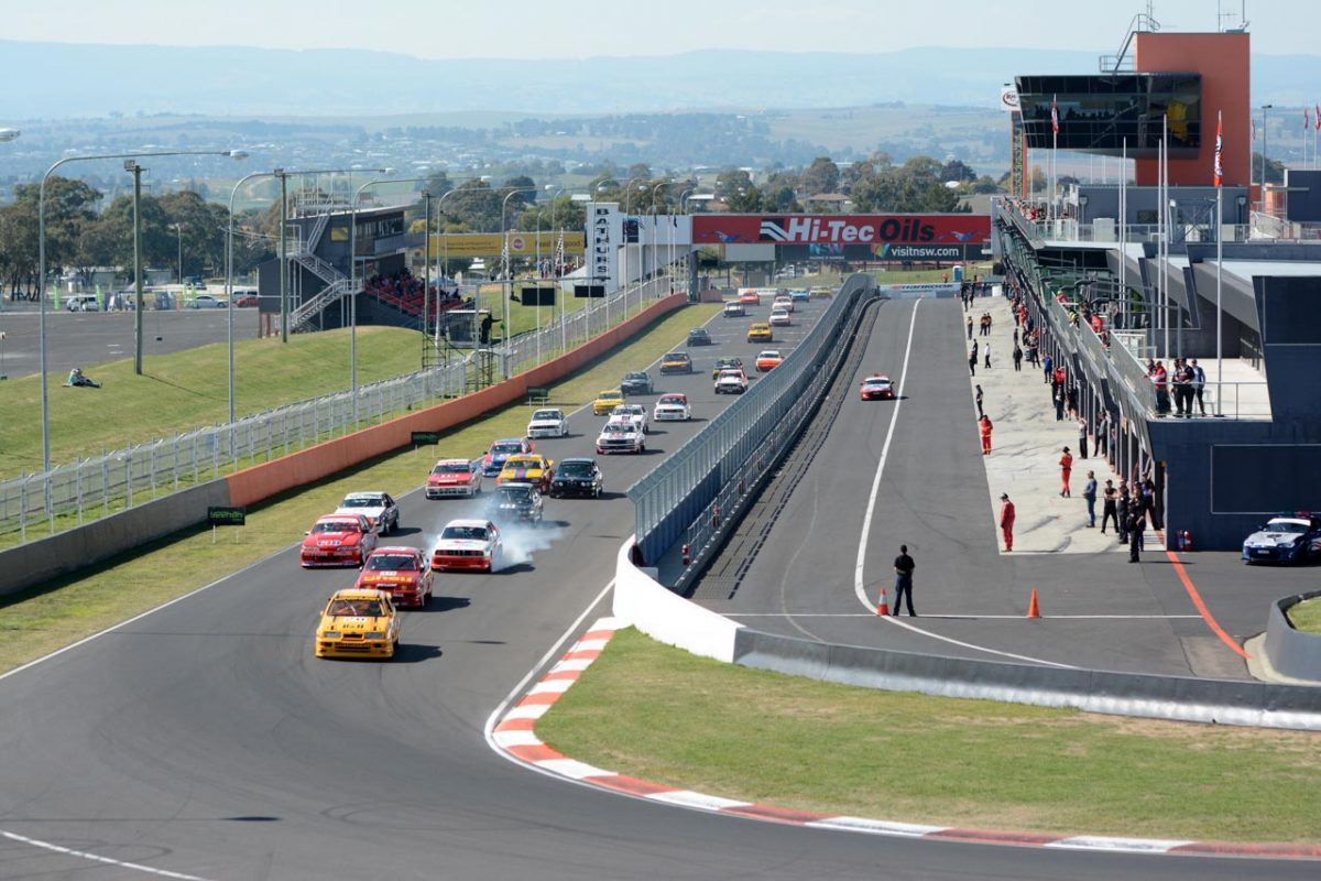 POLL: What event would you like to see at Mount Panorama?