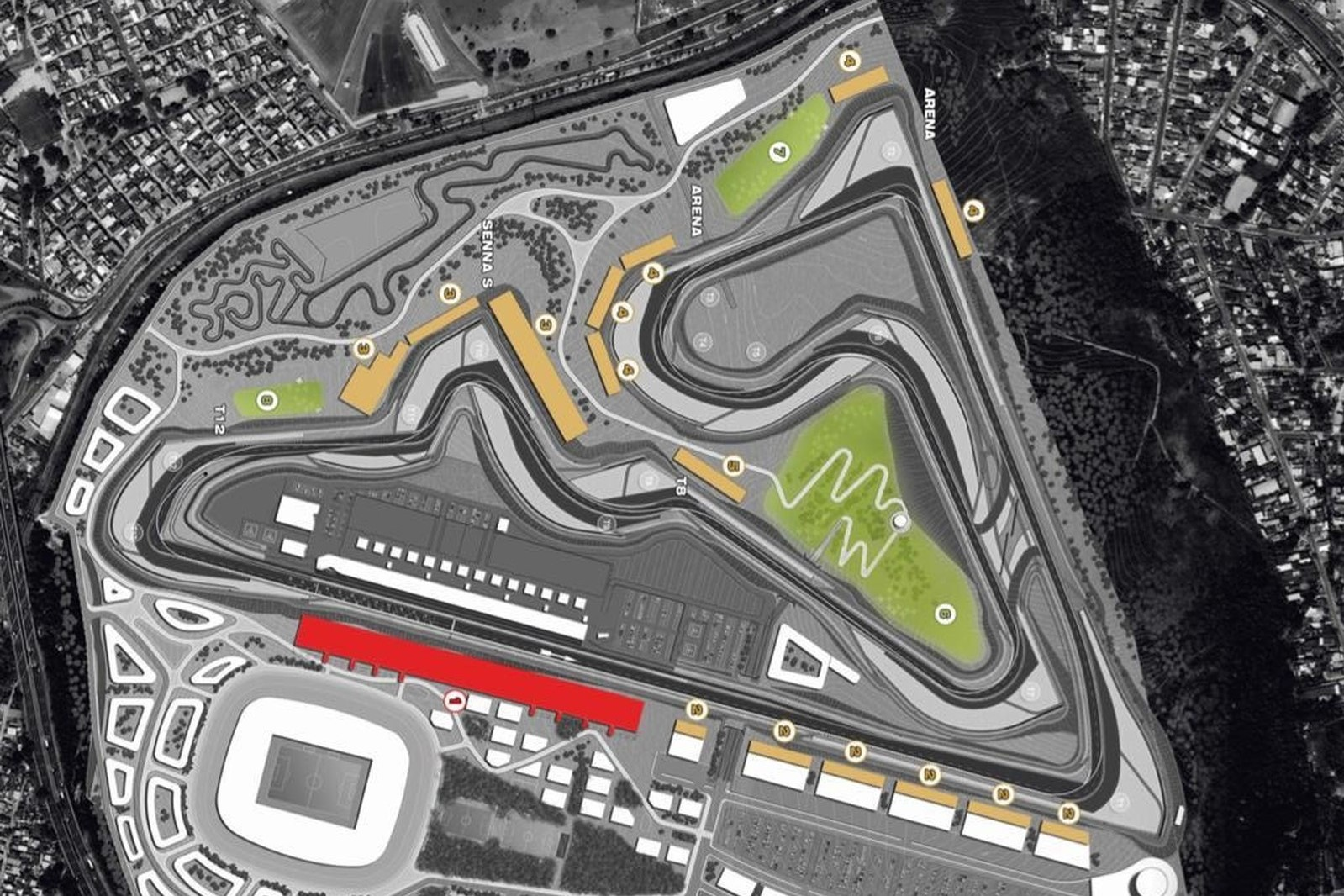 Tender awarded for potential new Brazilian GP venue in Rio