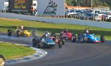 Pre-1984 Historic Formula Fords celebrated at Historic Winton