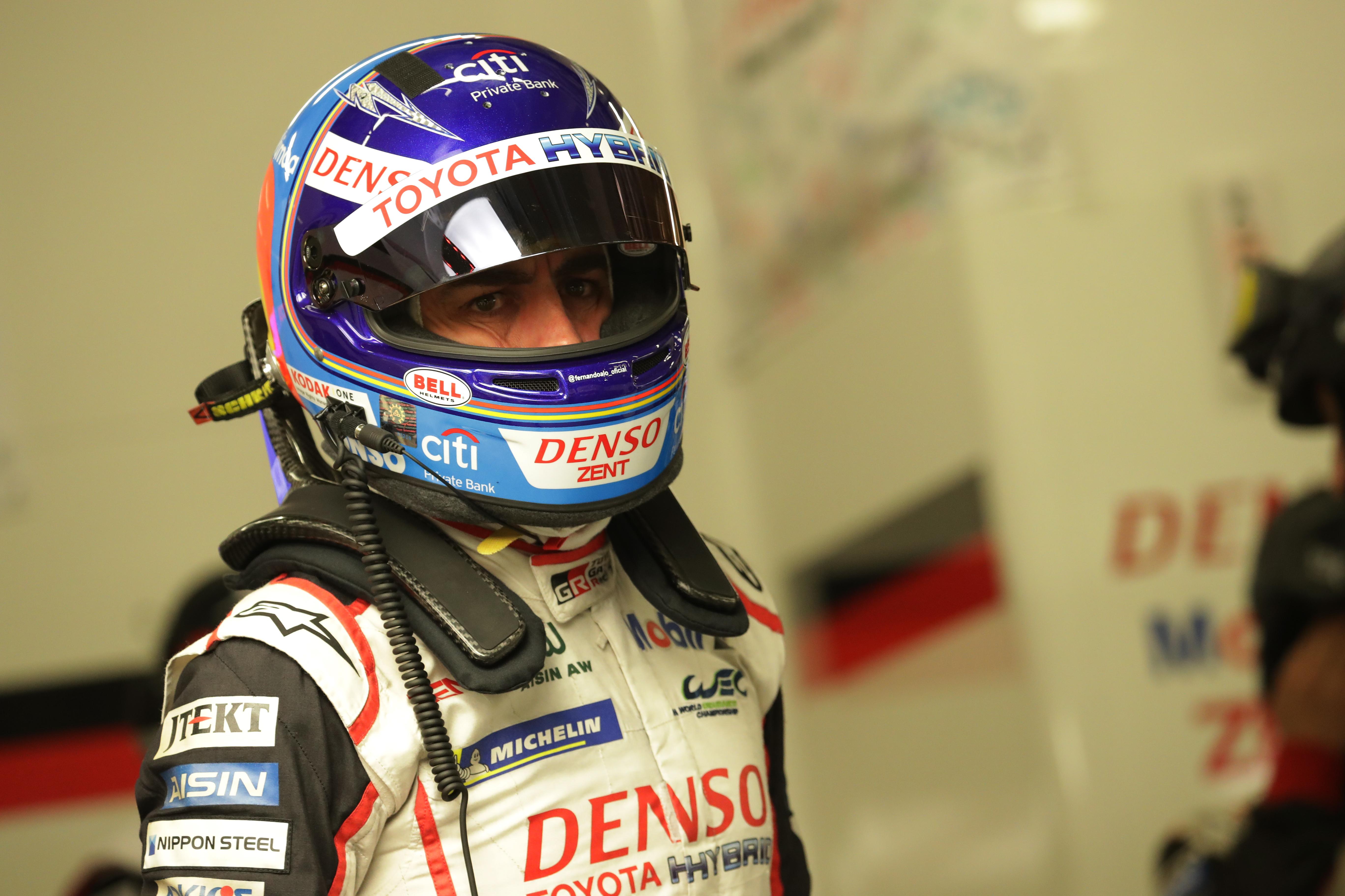 Alonso rules out Bathurst 1000 start in short term - Speedcafe