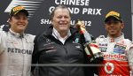 2012 Chinese Grand Prix, Sunday