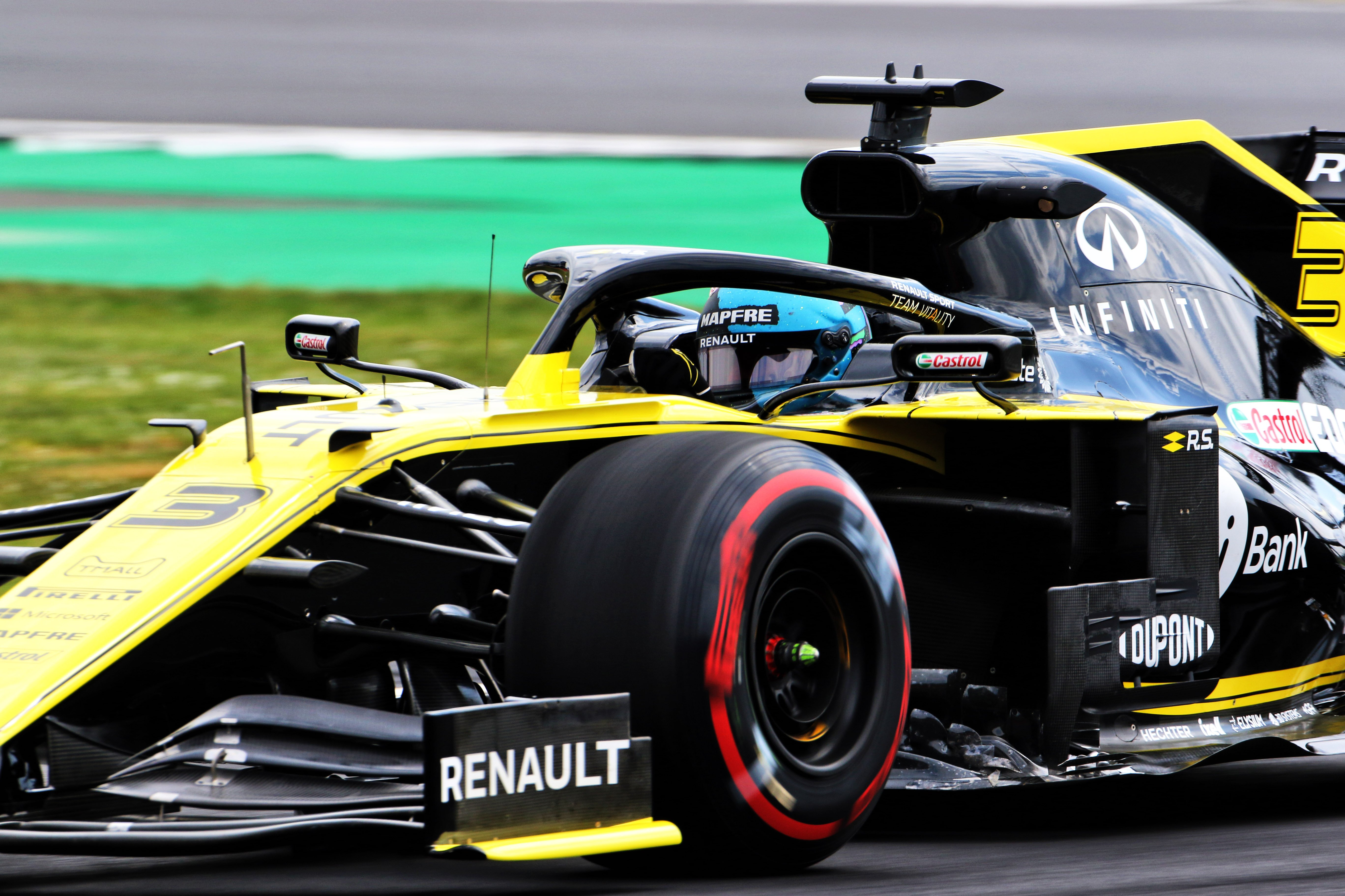 Renault puts down Ricciardo's 'Pony' engine - Speedcafe