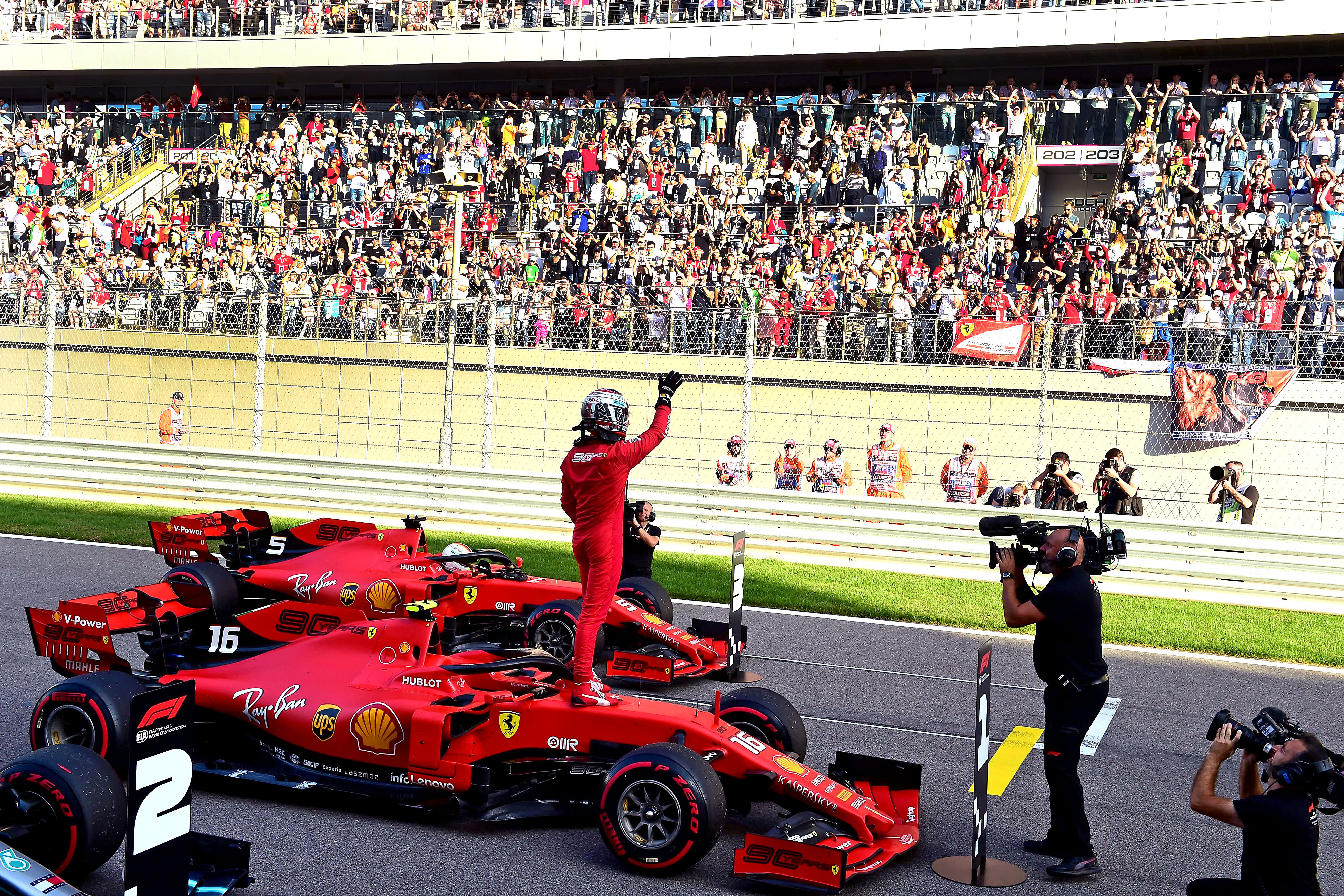 F1 met drivers to discuss reverse grid proposal