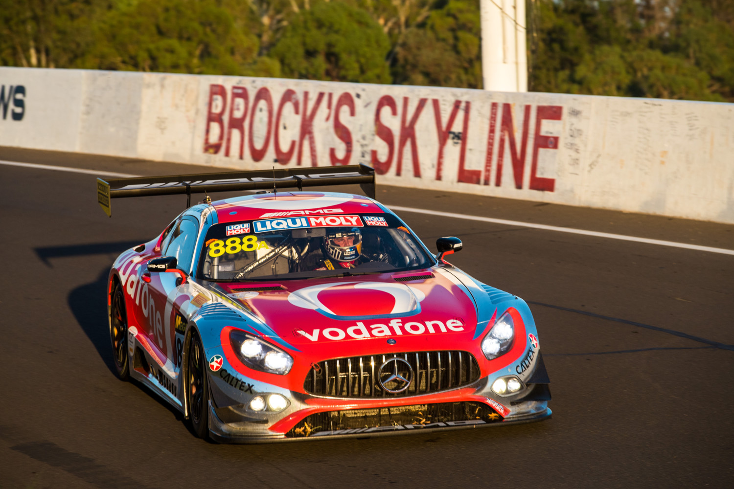 Van Gisbergen to drive T8 Mercedes at Challenge Bathurst - Speedcafe