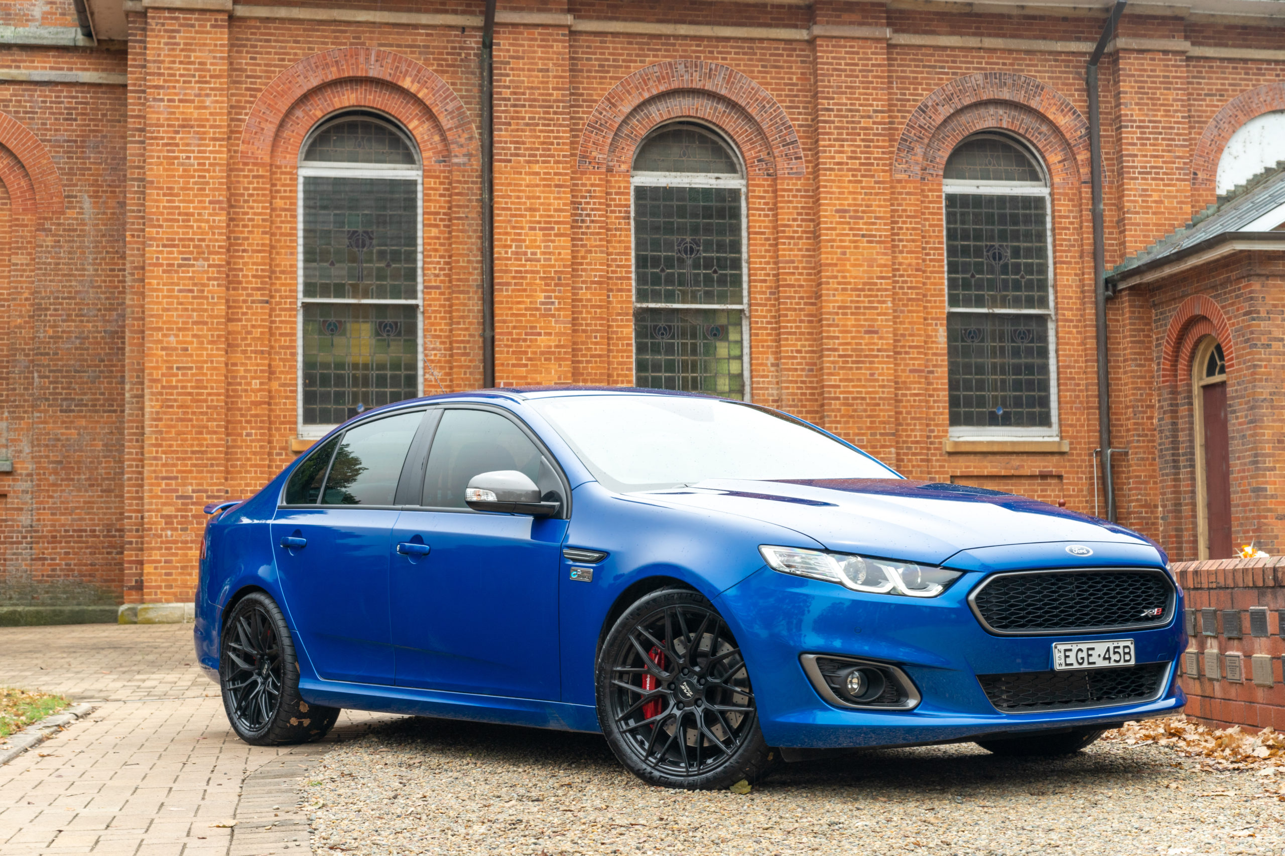 review ford falcon 'holy grail'  torquecafe