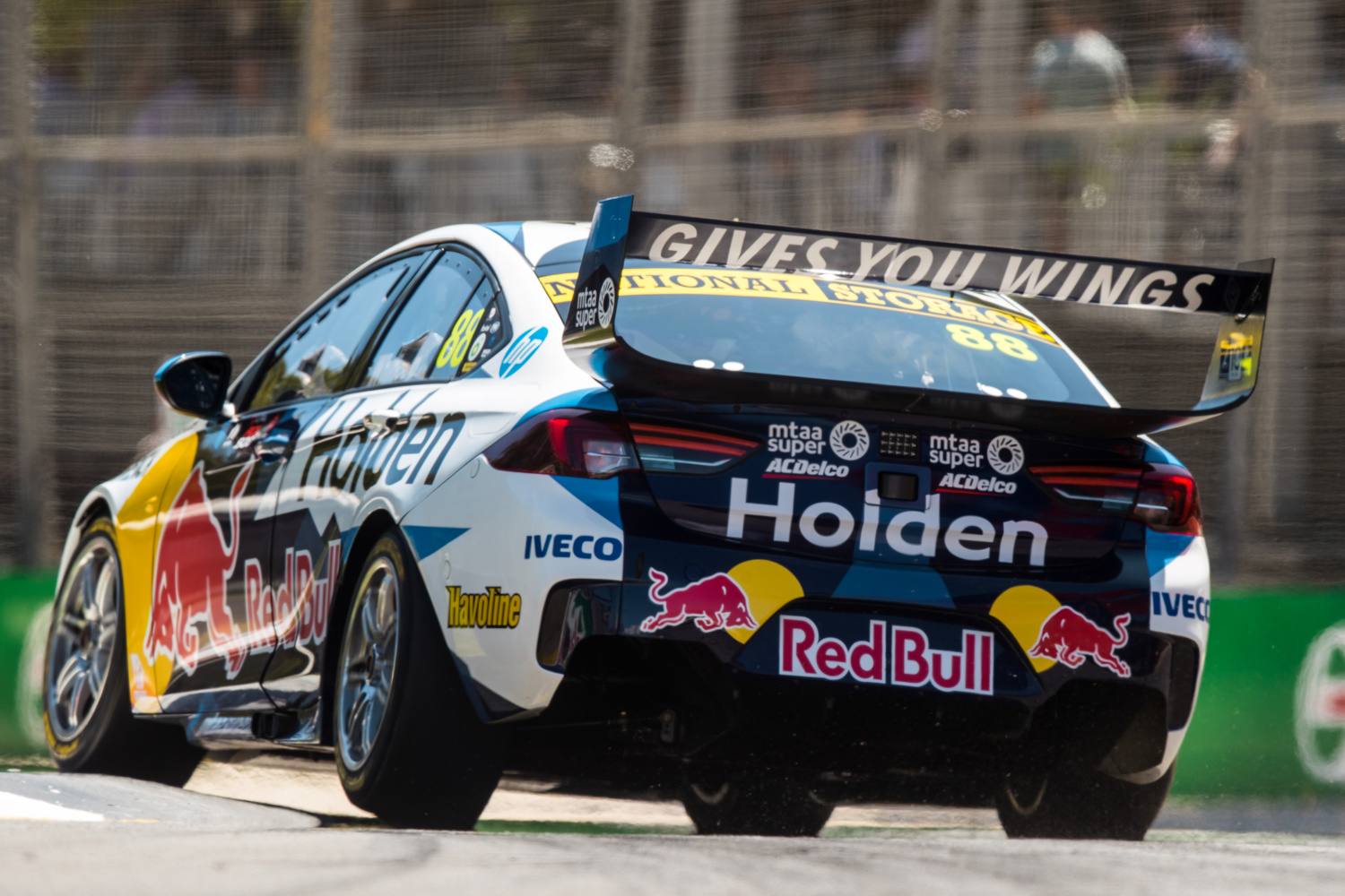 Whincup surprised to snag Adelaide 500 pole position - Speedcafe