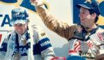 1988 - Victory podium