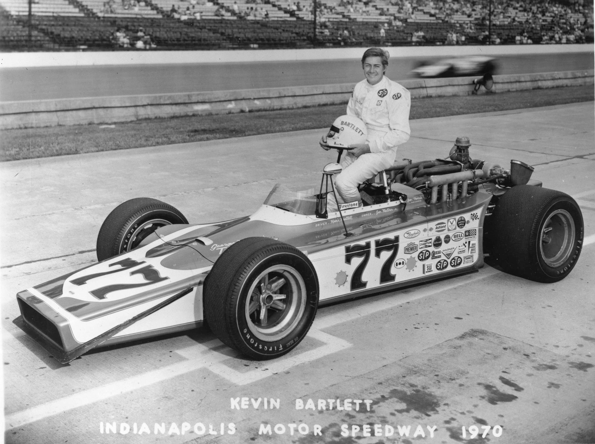 Bartlett remembers Indianapolis 500 on his 80th birthday - Speedcafe