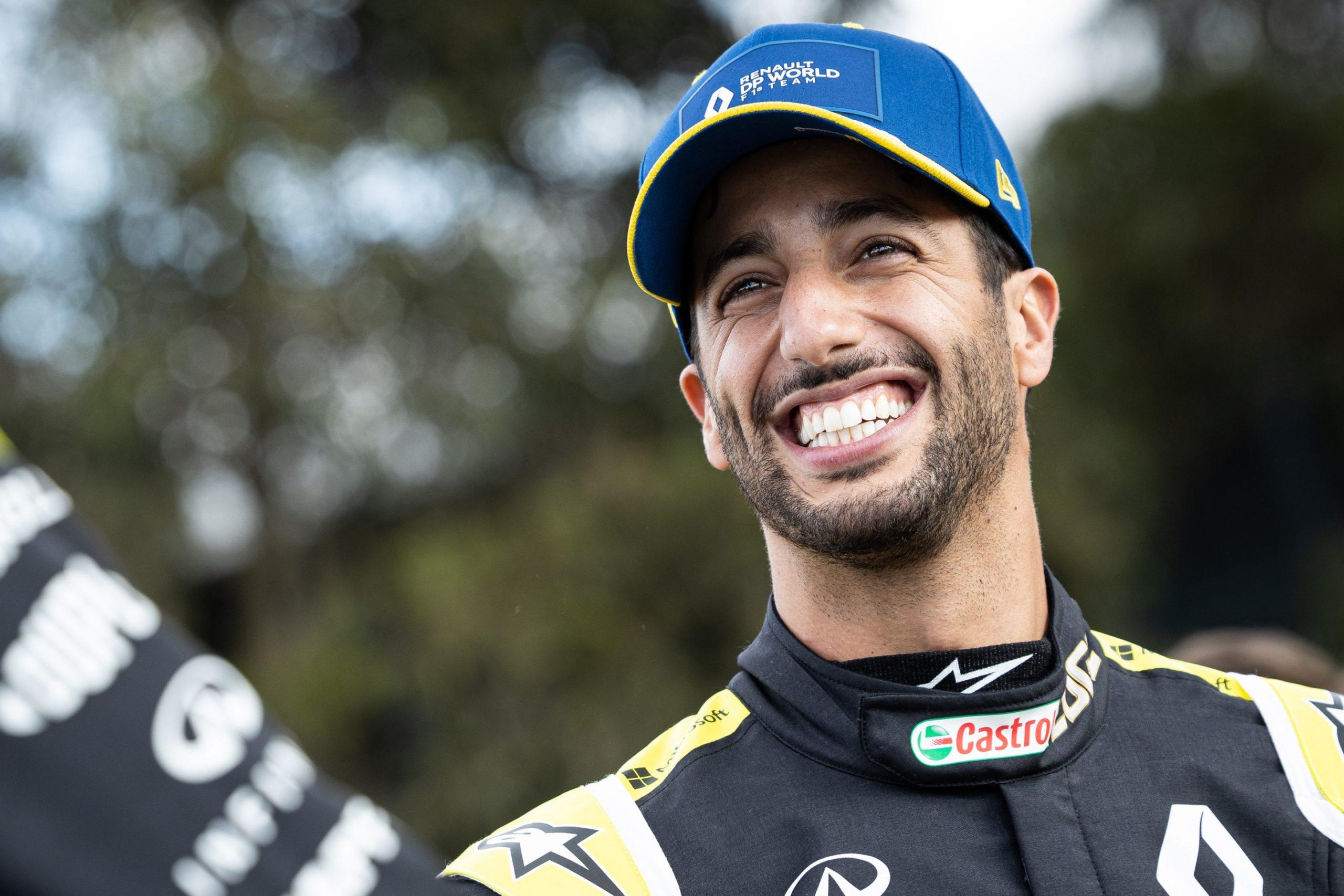 Ricciardo Confirmed To Join Mclaren Speedcafe