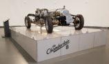 Chamberlain 8 display