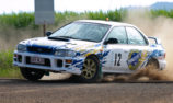 Rallying returns in Queensland