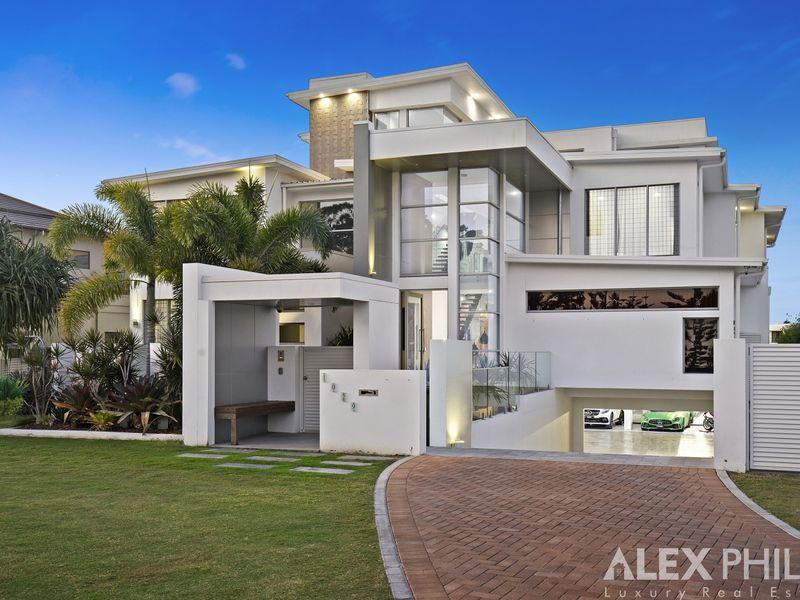 "Scott Hookey's ""Ferrari"" house"