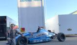 Sargent makes triumphant racing return