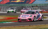 Tough weekend for Evans and Love in Porsche Mobil 1 Supercup
