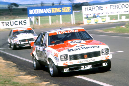 The strong combination of BrockRichards saw an outright win in the A9X Toranas at Bathurst in 1979