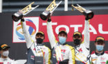 Porsche success at Spa 24H: Victory and four 911 GT3 R in the top ten
