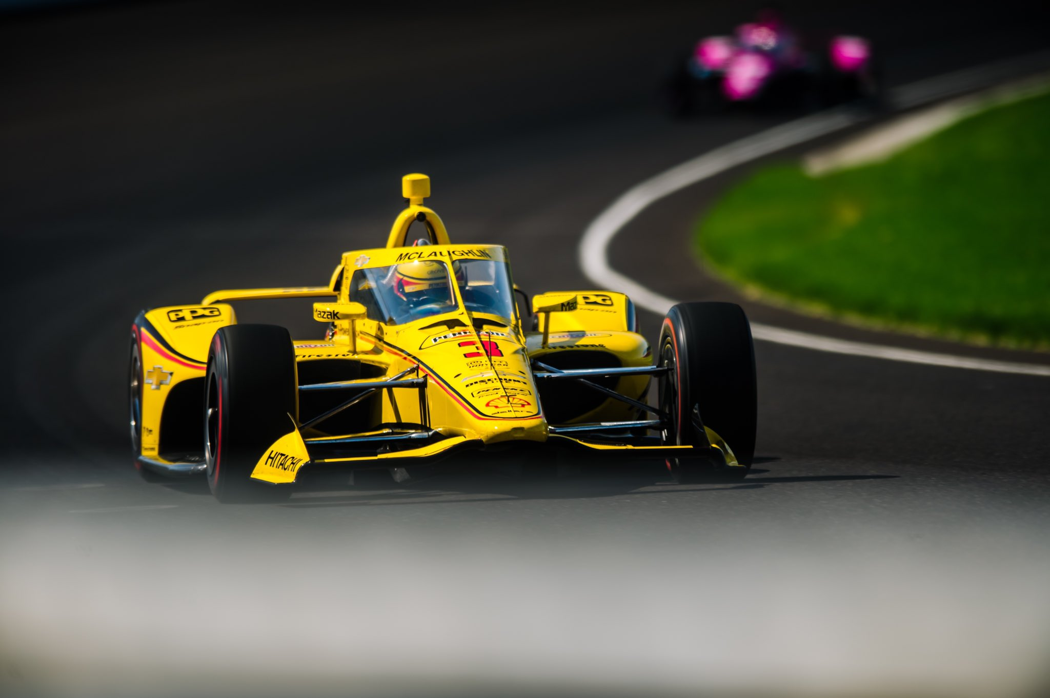 McLaughlin one of three vying for Indy 500 rookie prize - Speedcafe