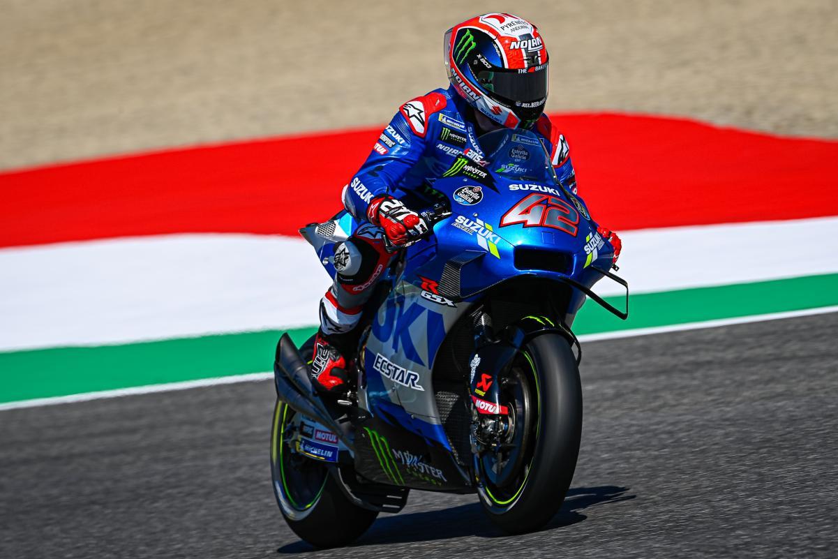 Suzuki confirms Rins return at German MotoGP - Speedcafe
