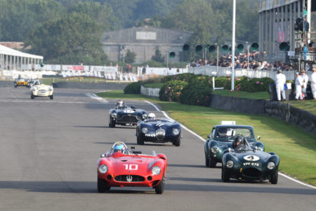 Goodwood Revival 2021 Picture by: Simon Hildrew